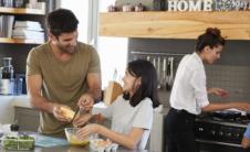 烹饪如何让您的家人更亲近