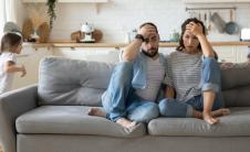 闷烧压力平衡你的婚姻和抚养孩子
